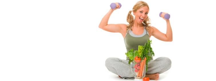 Controla las hormonas con la comida y el ejercicio (pt. 1)